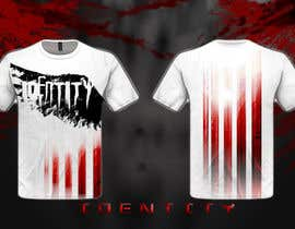 #208 pentru T-shirt Design for IDENTITY de către AncientMariner