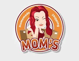 #112 para Logo Design for Mom's Homemade Shipping por rogeliobello