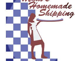 #6 untuk Logo Design for Mom's Homemade Shipping oleh caveking84