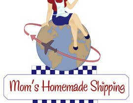 #109 untuk Logo Design for Mom's Homemade Shipping oleh usconsultoria