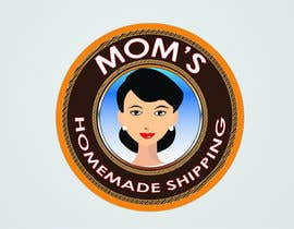 #117 para Logo Design for Mom's Homemade Shipping por mokhlis88