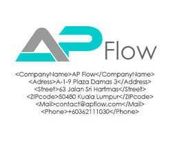 #15 para Design a Logo for AP Flow de TEGraphtech