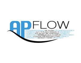 #22 para Design a Logo for AP Flow de Tinave