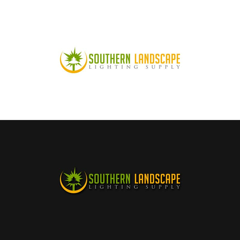 Captivating Contest Entry #47 For Design A Logo For A Landscape Lighting Supply Company Nice Design