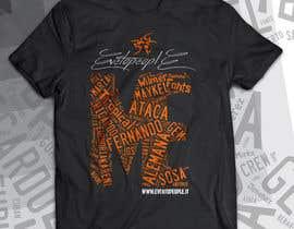 #23 for T-shirt with name af sandrasreckovic