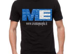 #21 for T-shirt with name af hichamalmi
