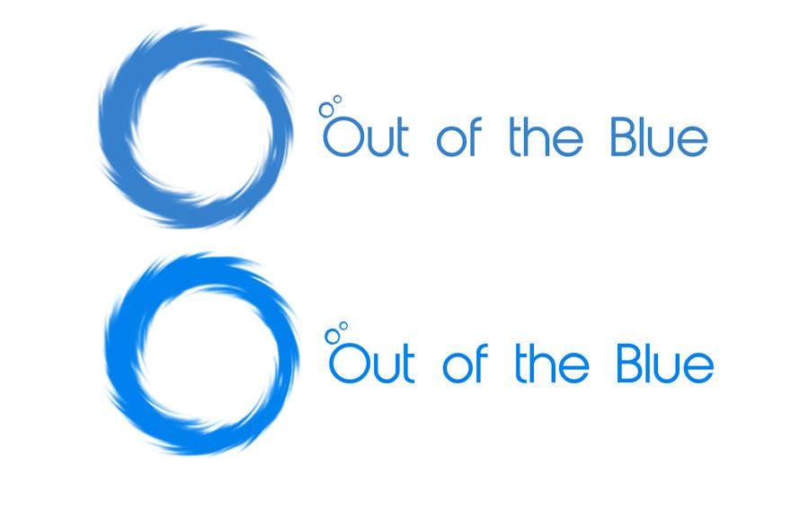 """#63 for Design Logo for """"Out of the Blue"""" by anudeep09"""