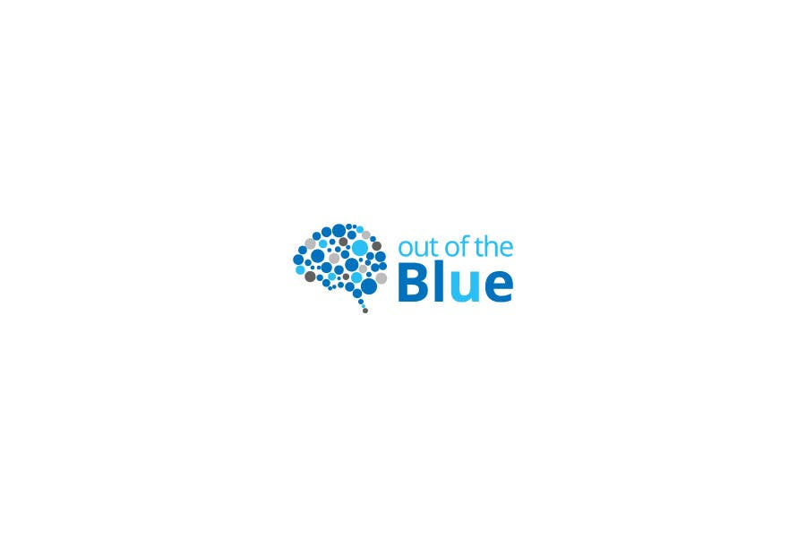 """#95 for Design Logo for """"Out of the Blue"""" by yogeshbadgire"""
