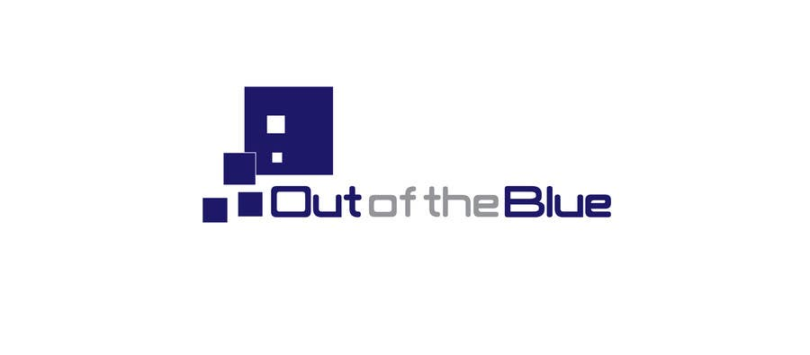 """#24 for Design Logo for """"Out of the Blue"""" by dmned"""