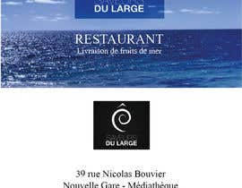 nº 10 pour Design a Business Card for a Restaurant par kaeso213