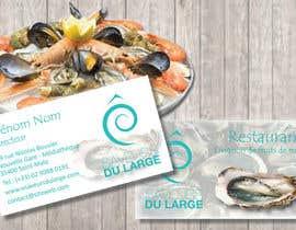 nº 4 pour Design a Business Card for a Restaurant par Sele2