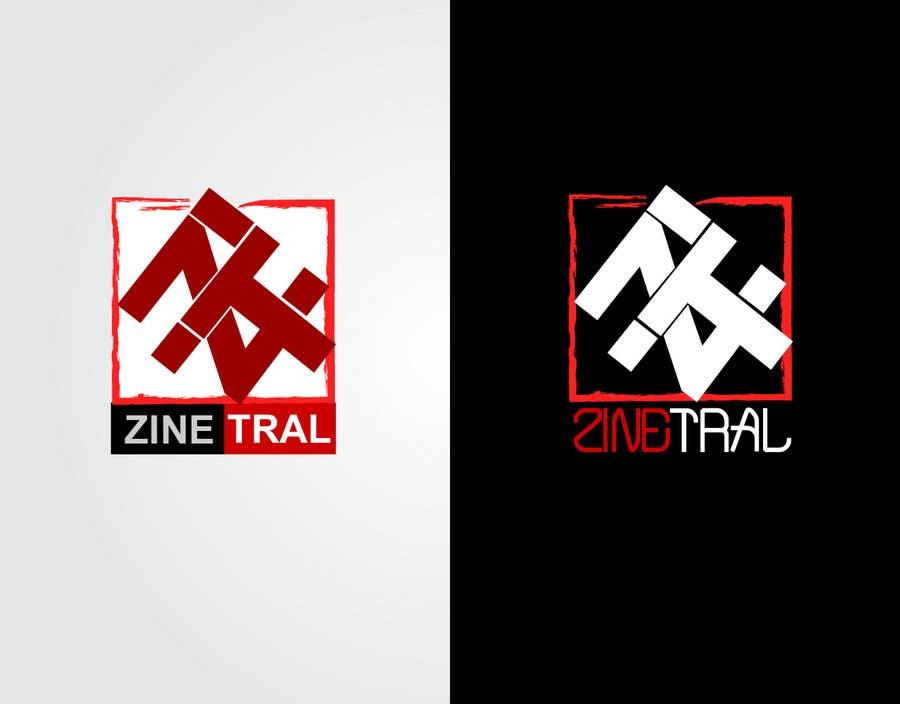 Konkurrenceindlæg #                                        117                                      for                                         Logo Design for ZineTral