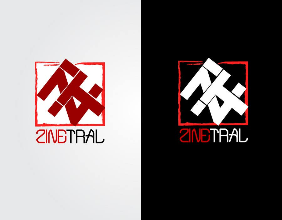 Konkurrenceindlæg #                                        116                                      for                                         Logo Design for ZineTral