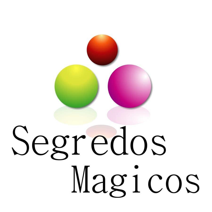 Penyertaan Peraduan #                                        11                                      untuk                                         Design a Logo for Segredos Mágicos