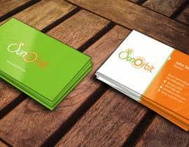 nº 4 pour Design a business card par ezesol
