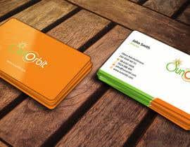 nº 8 pour Design a business card par ezesol