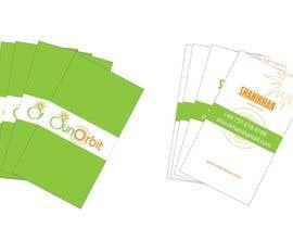 nº 22 pour Design a business card par shanikhan786