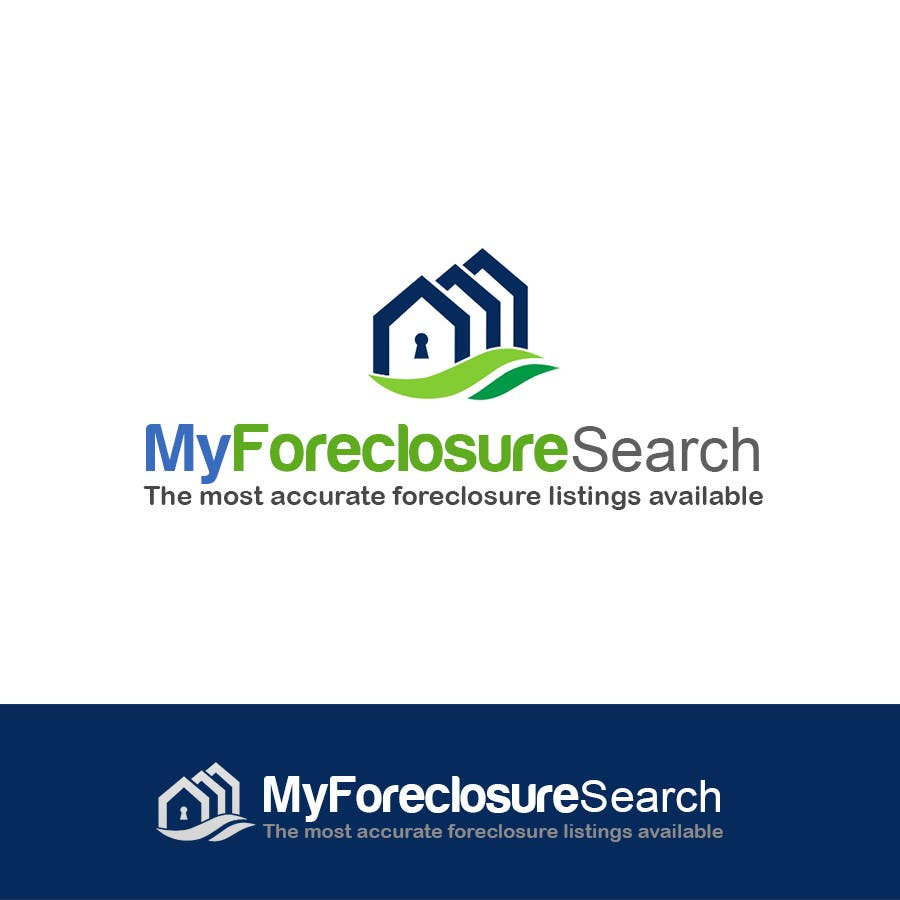 #15 for Basic Foreclosure Logo by benson08