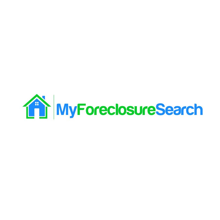 #80 for Basic Foreclosure Logo by fireacefist