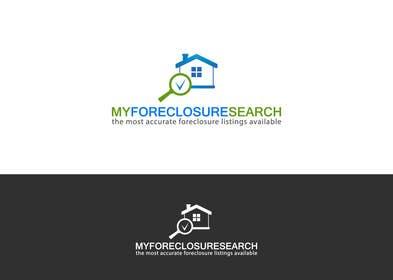 #75 for Basic Foreclosure Logo by HQluhri8HQ