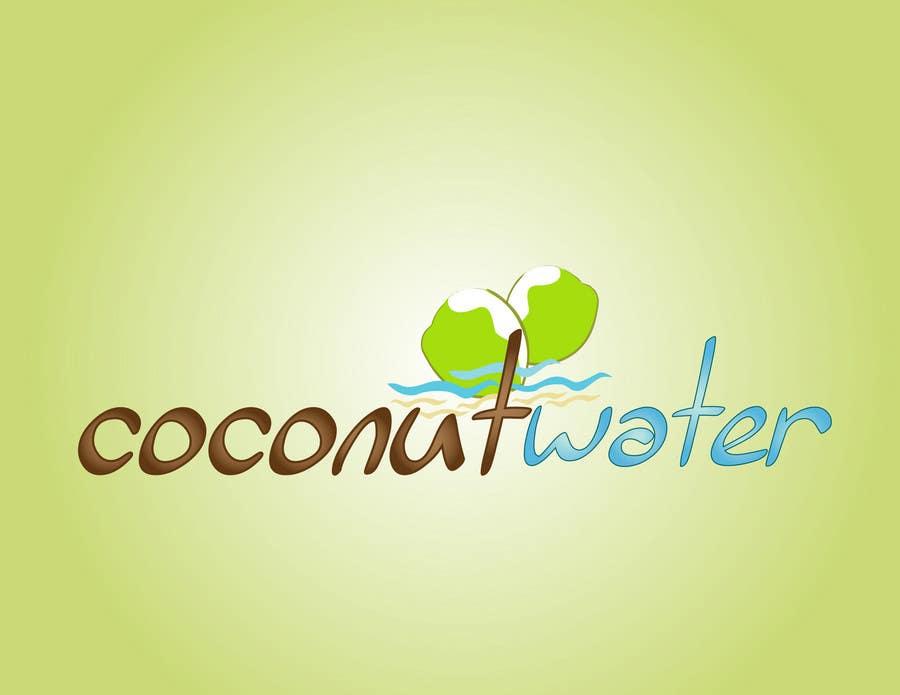 Inscrição nº 141 do Concurso para Logo Design for Startup Coconut Water Company