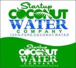 Graphic Design Entri Peraduan #127 for Logo Design for Startup Coconut Water Company