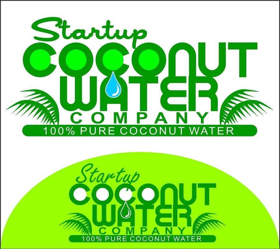 Inscrição nº 126 do Concurso para Logo Design for Startup Coconut Water Company