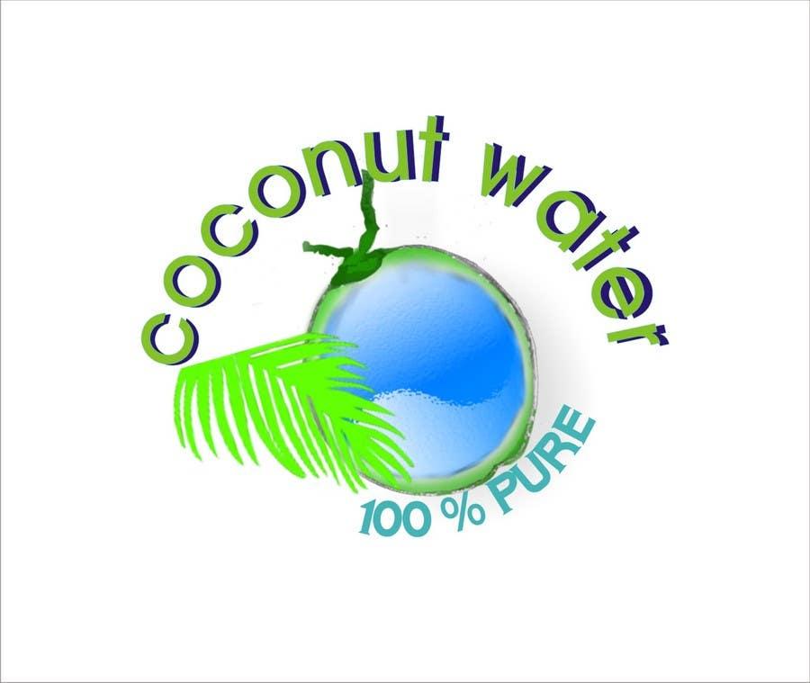 Inscrição nº 152 do Concurso para Logo Design for Startup Coconut Water Company