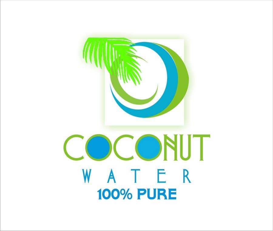 Inscrição nº 153 do Concurso para Logo Design for Startup Coconut Water Company