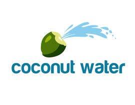 Nro 35 kilpailuun Logo Design for Startup Coconut Water Company käyttäjältä smarttaste