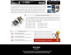 manishb1 tarafından Design and Build a Wordpress Website için no 4