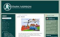 Graphic Design Inscrição do Concurso Nº9 para Logo Design for Mark Iverson