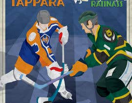 #7 untuk Graphic Design for Hockey event oleh Ferrignoadv