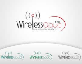 #762 para Logo Design for Wireless Cloud TTH por mtuan0111