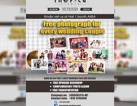 #21 untuk Design a Flyer for Thepica Studio Wedding Fair oleh niyajahmad