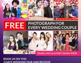#26 untuk Design a Flyer for Thepica Studio Wedding Fair oleh Zedlavchas