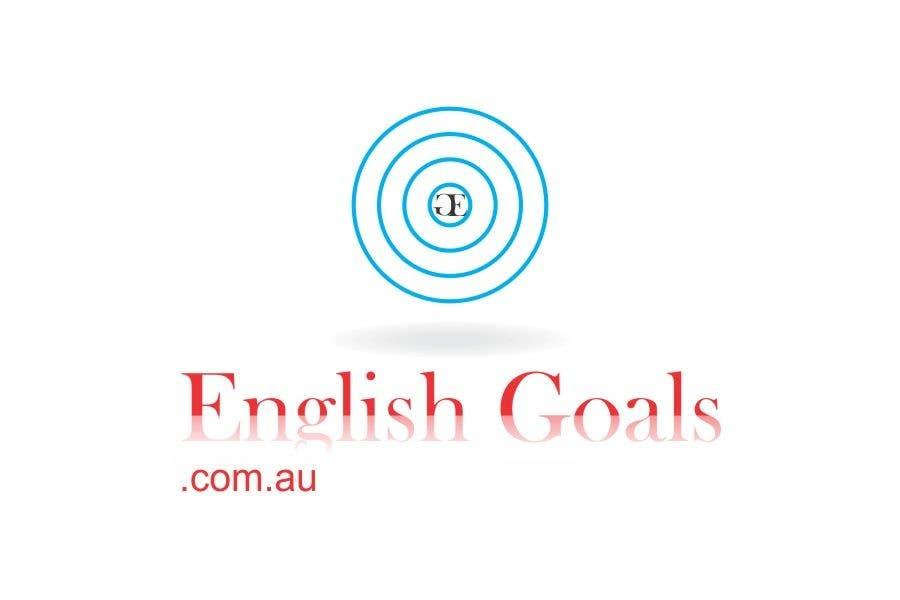 Contest Entry #114 for Logo Design for 'English Goals'
