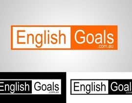 #107 for Logo Design for 'English Goals' af vikram1989