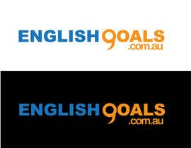 #103 for Logo Design for 'English Goals' af AaryaInf