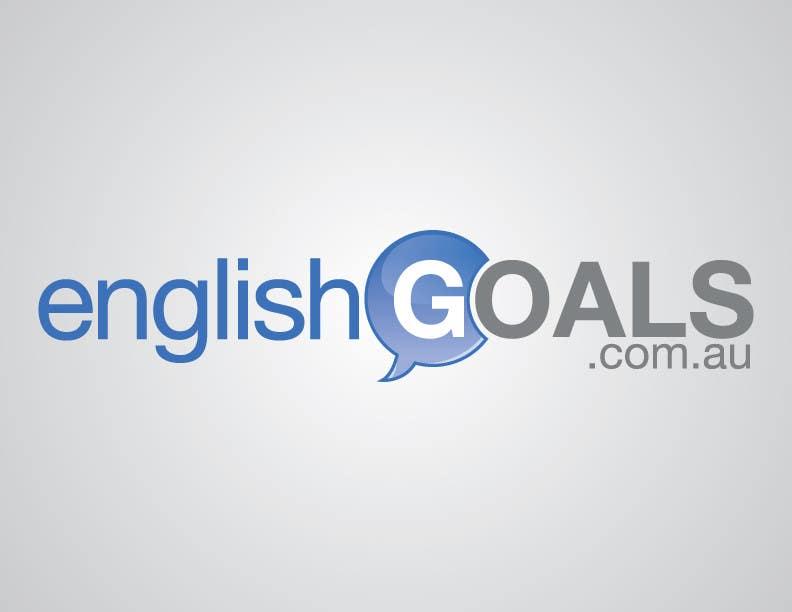 Contest Entry #101 for Logo Design for 'English Goals'