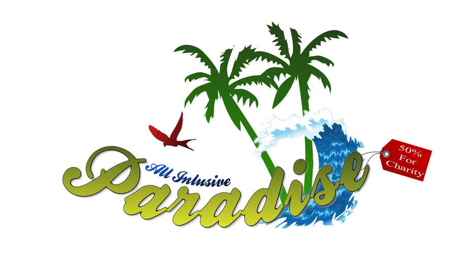 Contest Entry #                                        124                                      for                                         Logo Design for All Inclusive Paradise