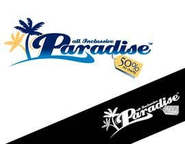 #86 para Logo Design for All Inclusive Paradise por twindesigner