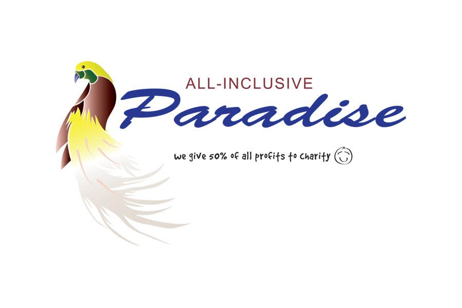 Contest Entry #                                        92                                      for                                         Logo Design for All Inclusive Paradise