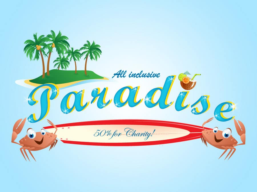 Contest Entry #                                        97                                      for                                         Logo Design for All Inclusive Paradise