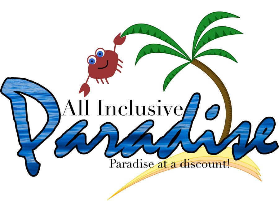 Contest Entry #                                        99                                      for                                         Logo Design for All Inclusive Paradise