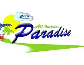 #117 untuk Logo Design for All Inclusive Paradise oleh findcareer