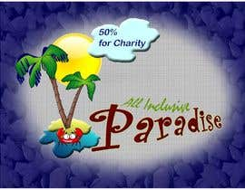 #120 for Logo Design for All Inclusive Paradise by Purnidevi