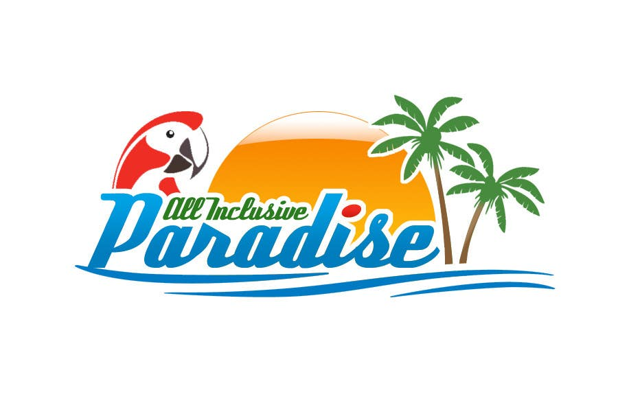 Contest Entry #                                        77                                      for                                         Logo Design for All Inclusive Paradise