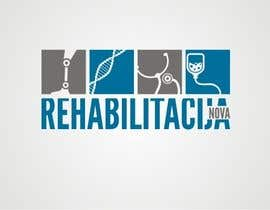 "#214 para Logo Design for a rehabilitation clinic in Croatia -  ""Rehabilitacija Nova"" por dyv"