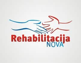 "#213 for Logo Design for a rehabilitation clinic in Croatia -  ""Rehabilitacija Nova"" by dyv"
